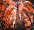 Fred Kleinberg, Vertige, 2010, huile sur toile, 120 x 150 cm