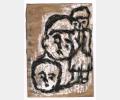 Picture - Correspondances secrètes. Livre d'artistes numéroté comprenant : une enveloppe originale de Michel Nedjar, photos sur papier de Mohror. Préface de Laurent Boudier