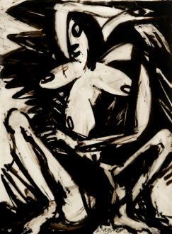 Picture - Eros et la  mort: sans titre II (PH 3966)