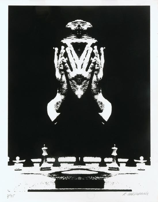 Picture - Bobby Fischer, 7/45
